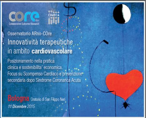 Innovatività terapeutiche in ambito cardiovascolare